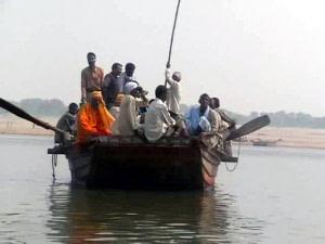 पांच नदियों के मिलन स्थल से एक धारा चिंताओं की। फोटो सौजन्य- hindi.indiawaterportal.org
